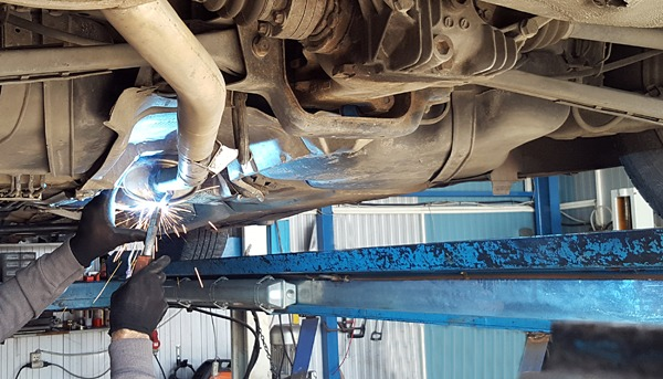 Exhaust & Muffler Repair & Replacement